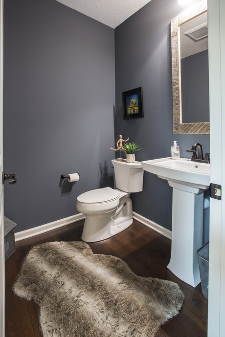 Blueish Gray Bathroom Walls 690 Mx 690 M