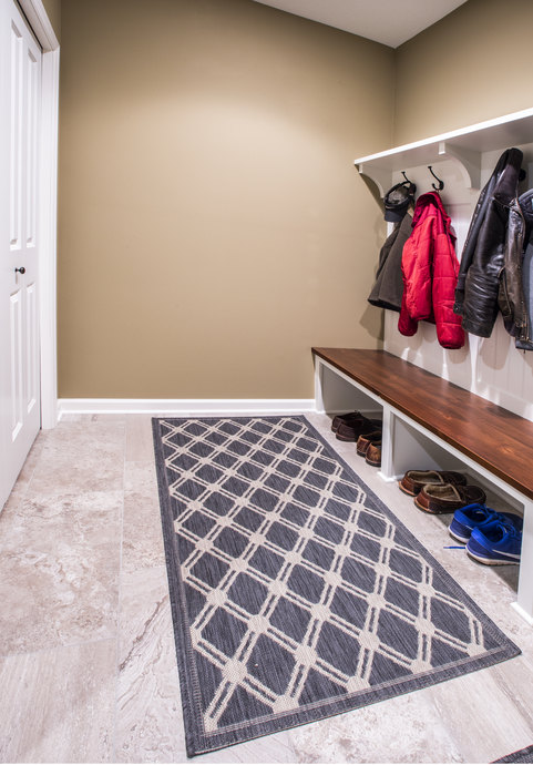 1 Mudroom Tile Floor 690 Mx 690 M